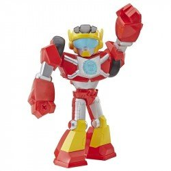 Playskool E4174 Figura Hot Shot Mega Mighties Transformes Juguete Hasbro