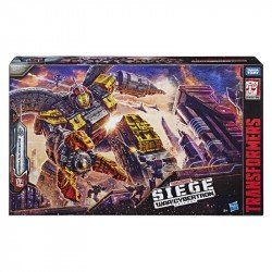 Transformers E4287 Transformers Generations War for Cybertron Titan WFC-S29 - Figura de acción Omega Supreme Juguete Hasbro