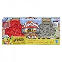 Play-Doh E4524 Masa para Pavimento y Cemento Play-Doh Wheels Juguete Hasbro