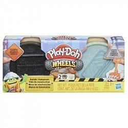Play-Doh E4525 Masa para Ladrillo y Piedra Play-Doh Wheels Juguete Hasbro