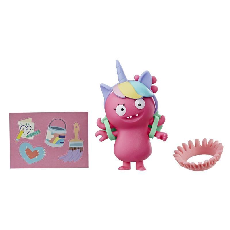 UglyDolls E4544 Figura Tray con Accesorio UglyDolls  Juguete Hasbro