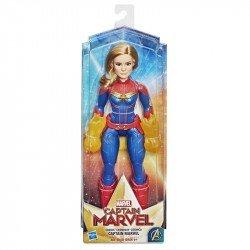 Marvel E4565 Muñeca Capitán Cósmica
