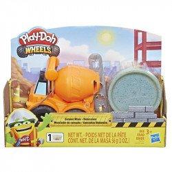 Play-Doh E4705 Mini Vehículo Mezcladora de Cemento  Wheels Juguete Hasbro