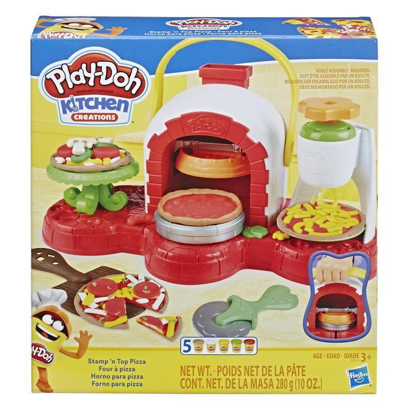 PLAY DOH E4576 Play-Doh Horno para pizza Juguete Hasbro