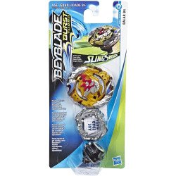 Beyblade E4726 Beyblade Burst Turbo Slingshock Top Individual Juguete Hasbro Balar B4
