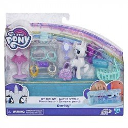 My Little Pony E5018 Rarity Set Para Llevar My Little Pony