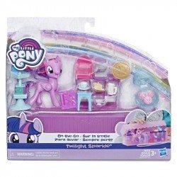 My Little Pony E5020 Twilight Sparkle Set Para Llevar My Little Pony