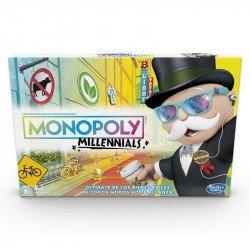 Hasbro Gaming E4989 Juego de Mesa Monopoly Edición Millennials Juguete Hasbro
