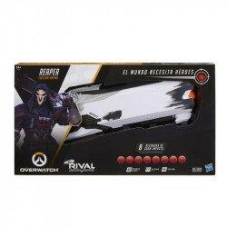 Nerf E5026 Nerf Rival Overwatch Reaper (Edición Criatura)