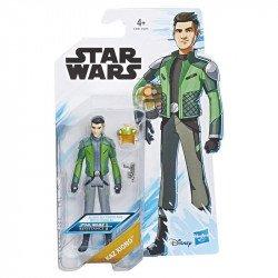 Star Wars  Figura Kaz Xiono 3.75 Pulgadas  Resistance  Juguete Hasbro
