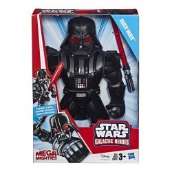 STAR WARS E5103 Star Wars Mega Mighties Darth Vader Juguete Hasbro