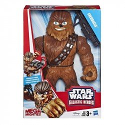STAR WARS E5104 Star Wars Mega Mighties Chewbacca Juguete Hasbro