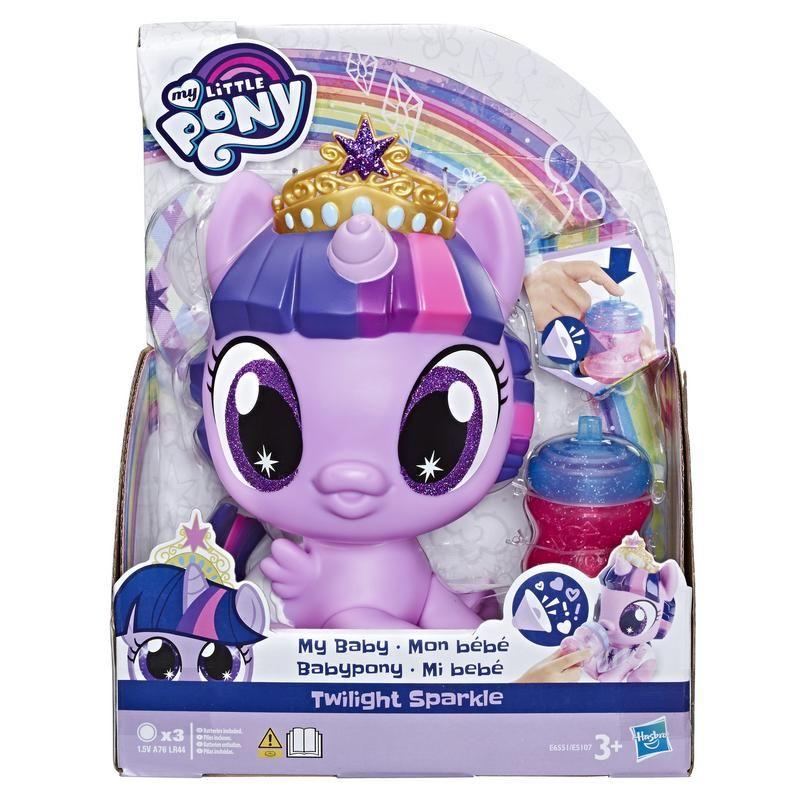 My Little Pony E5107 My Little Pony Ponys Bebé Hasbro