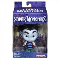 Super Monster E5267 Figura Drac Shadows Super Monsters Juguete Hasbro