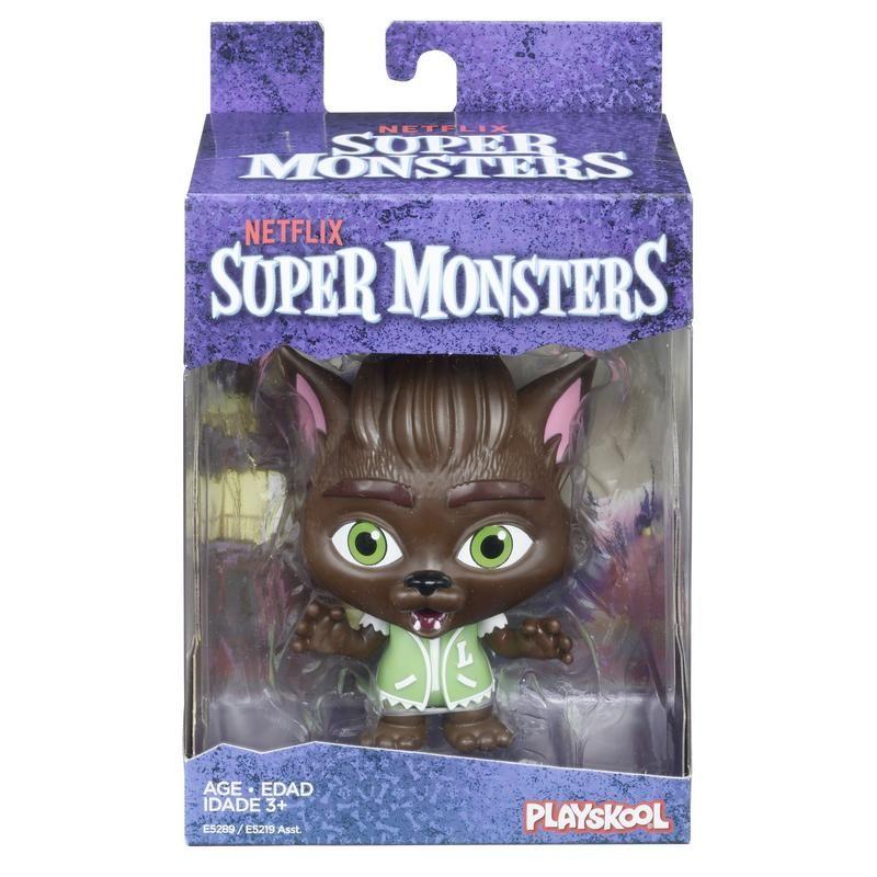 Super Monster E5289 Figura Lobo Howler