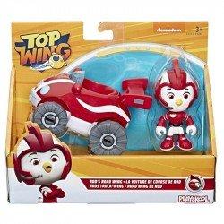 Top Wing E5313 Figura Rod y Vehículo Top Wing Juguete Hasbro