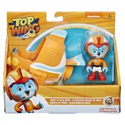 Top Wing E5314 Figura Swift y Vehículo Top Wing  Juguete Hasbro