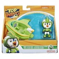 Top Wing E5316 Figura Brody y Vehículo Top Wing Juguete Hasbro