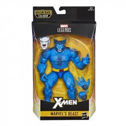 Marvel  E5325 Figura de Acción Marvel Legends X Men Beast Juguete Hasbro