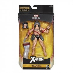 Marvel  E5326 Figura de Acción Marvel Legends X- Men Weapon X Juguete Hasbro