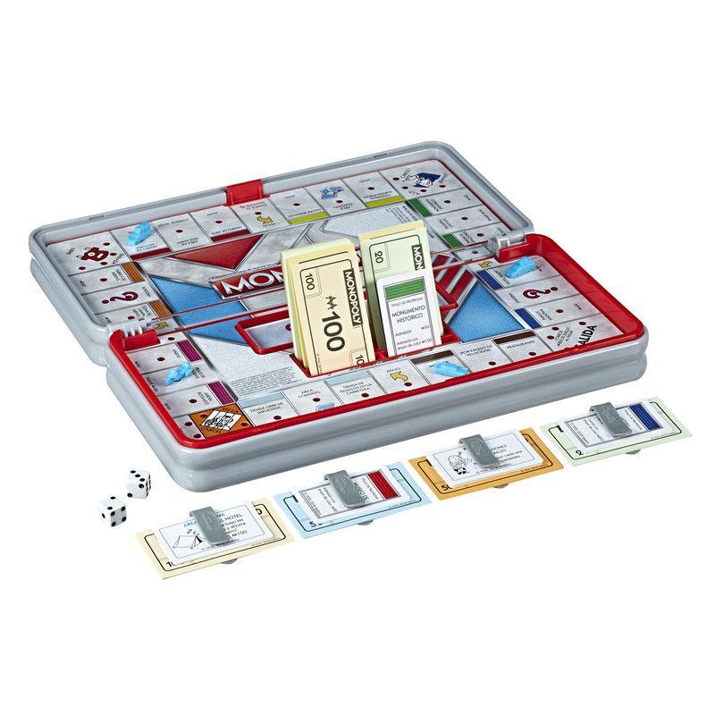 Monopoly E5340 Monopoly Road Trip