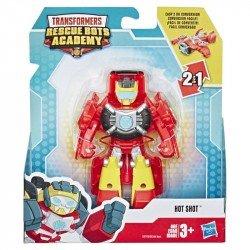 Transformers E5703 Transformers Rescue Bots Academy Rescan Hot Shot