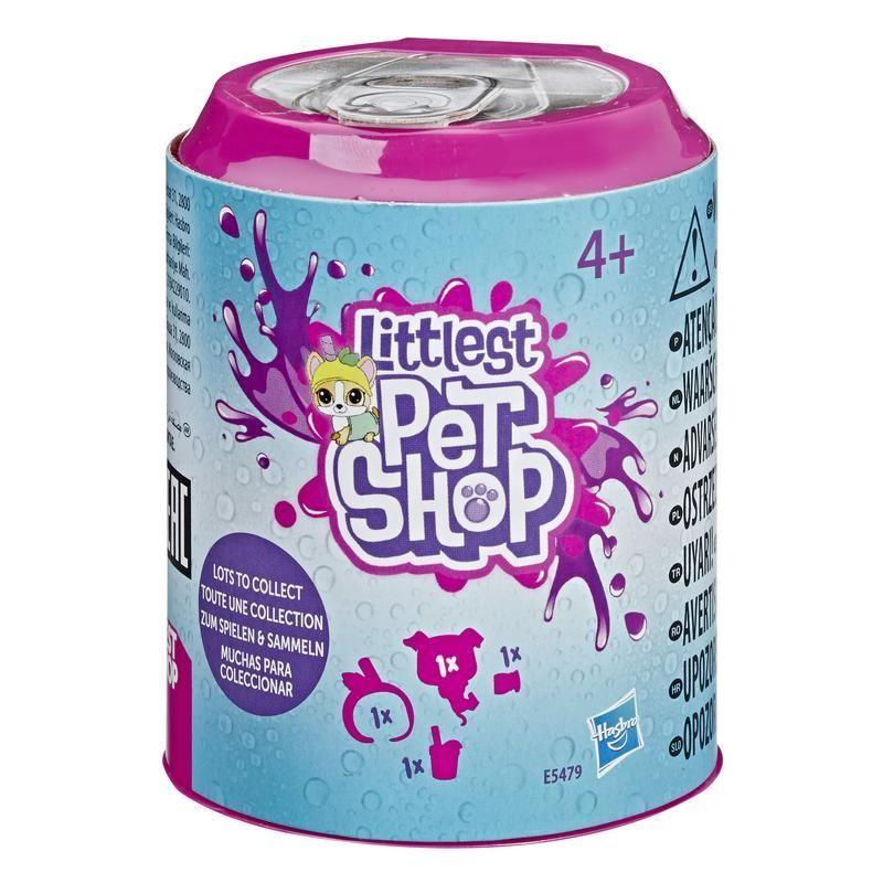 Littlest Pet Shop E5479 Mascotas y Refrescos  Juguete Hasbro