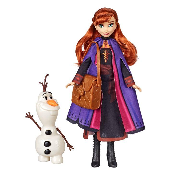 Frozen E6661 Frozen 2 Historias con Amigos. Anna y Olaf Juguete Hasbro
