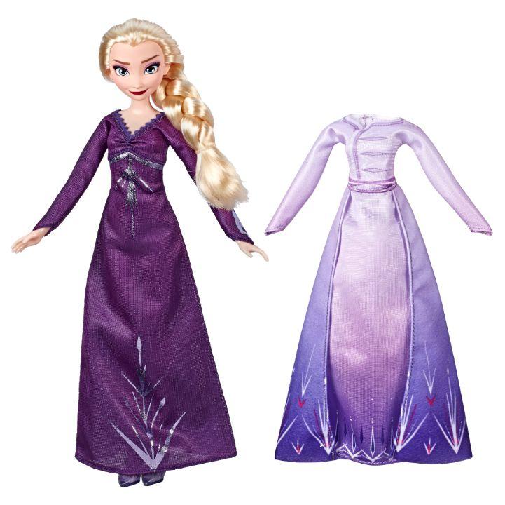Frozen E6908 Frozen 2 Trajes de Arendelle Anna Juguete Hasbro