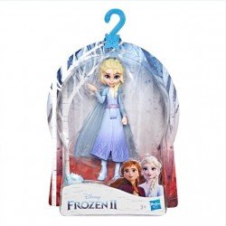 Frozen E6305 Frozen 2 Muñecas Mini Clásicas Elsa Juguete Hasbro