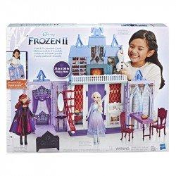 Disney Frozen Castillo de Arendelle Portátil Set de Juego