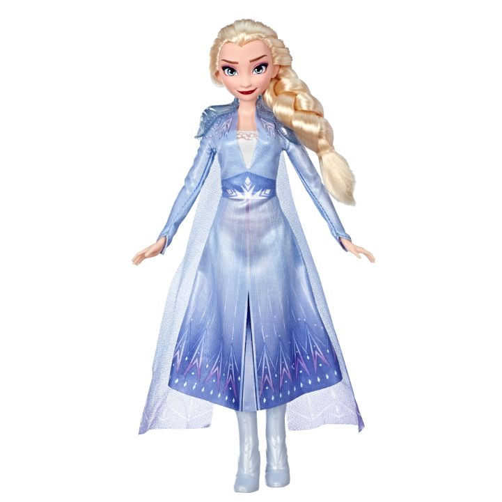Frozen E5514 Frozen 2 Personajes Clásicos Juguete Hasbro