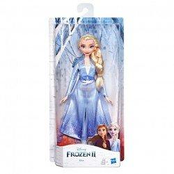 Frozen E6709 Frozen 2 Personajes Clásicos Elsa Juguete Hasbro
