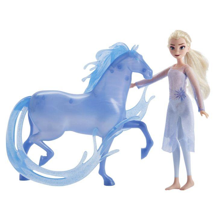 Frozen E5516 Frozen 2 Muñeca Elsa y Nokk Juguete Hasbro