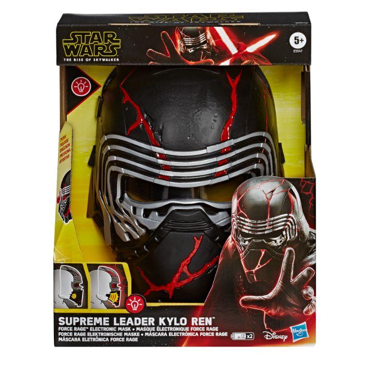Star Wars Máscara Electrónica The Rise of Skywalker Líder Supremo Kylo Ren