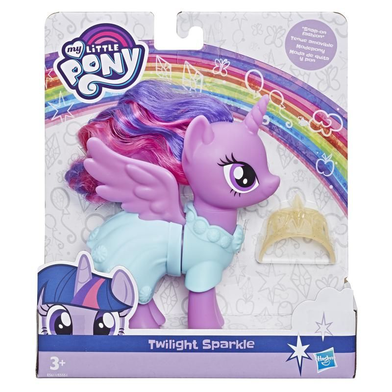 My Little Pony E5612 Figura para Vestir Pinkie Pie