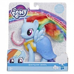 My Little Pony E5610 Figura para Vestir Rainbow Dash