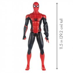 Marvel  E5766 Figura de Acción Marvel Spiderman Figura 12 Pulgadas de Spiderman Juguete Hasbro