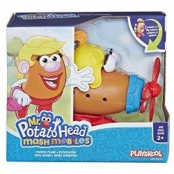 Playskool E5859 Potato-Avión Señora Cara de Papa Playskool Juguete Hasbro