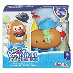 Playskool E5860 Potato-Helicóptero Señor Cara de Papa Playskool Juguete Hasbro