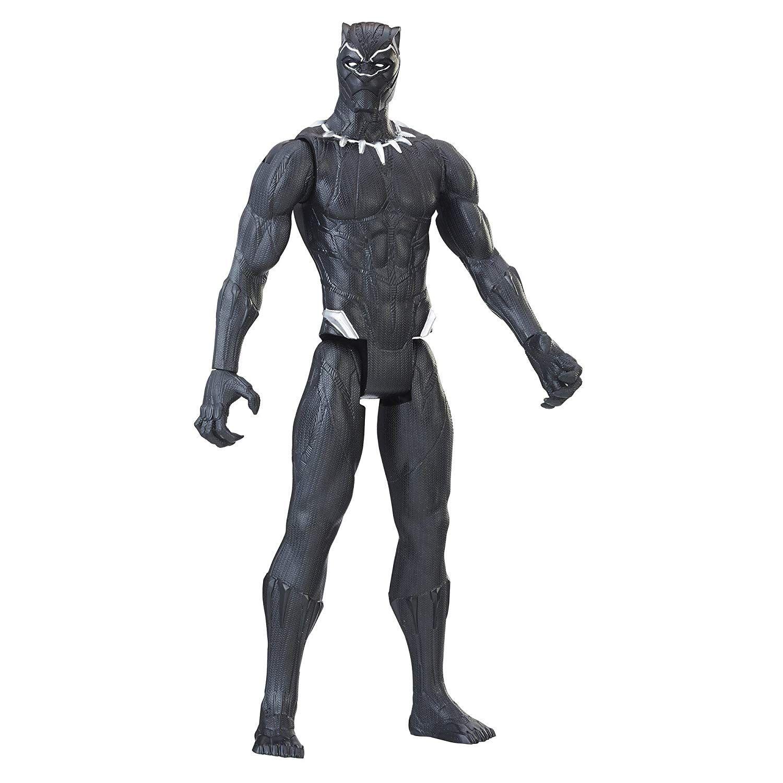 Hasbro E5875 Avengers: Titan Hero Series Black Panther 30 cm