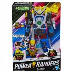 POWER RANGERS E5894 Power Rangers Beast Morphers - Beast-X Ultrazord Juguete Hasbro