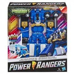 Power Rangers E5922 Power Rangers Zords Dobles Convertibles camion  Hasbro