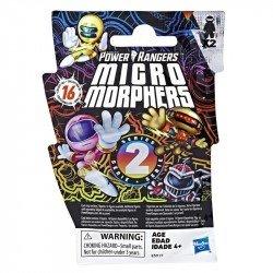 Power Rangers E5917 Juguetes Power Rangers - Micro Morphers - Serie 2 - Figuras coleccionables  Juguete Hasbro