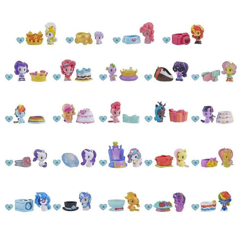 My Little Pony Cutie Figura misterio coleccionable
