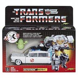 Transformers E6017 Transformers Figura Exclusiva Ghostbusters Ectotron Juguete Hasbro
