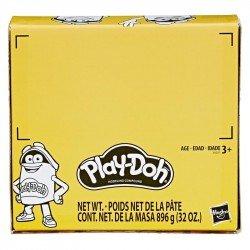 PLAY-DOH E6037  Wheels - Paquete de 4 latas extragrandes de masa de construcción, 4 colores Juguete Hasbro