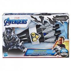 Marvel E6047 Marvel Garra Electrónica SFX Black Panther Juguete Hasbro