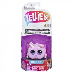 Yellies E6146 Figura Conejo Biscuit Bun