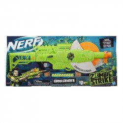 Nerf E6184 Nerf Zombie Strike Ghoulgrinder